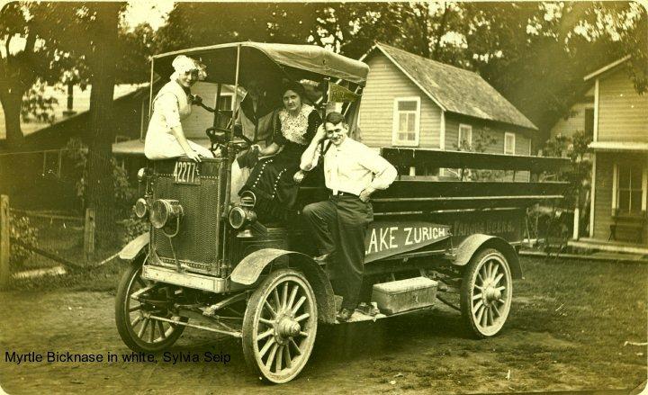 Ela Township 1865